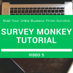 Survey Monkey Tutorial