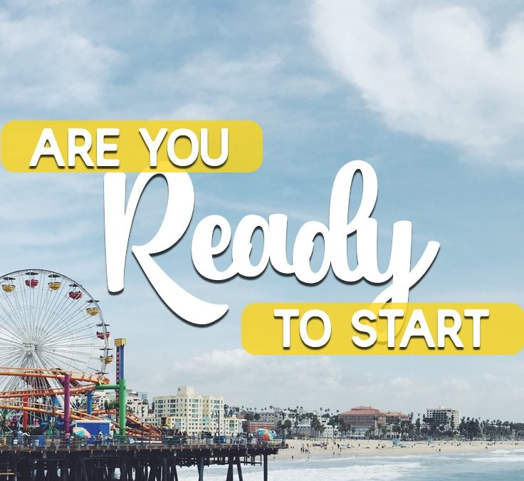 Are You Ready to Start a Business ?