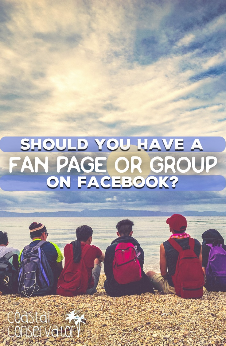 Fan Page Or Group