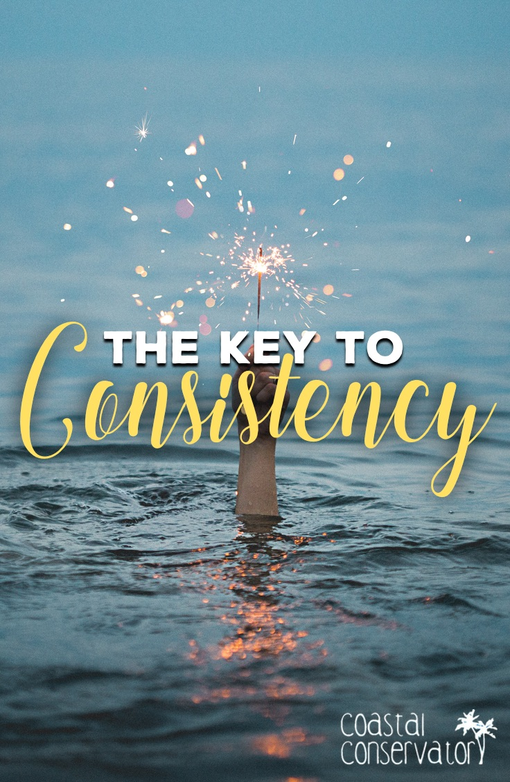 key to consistency