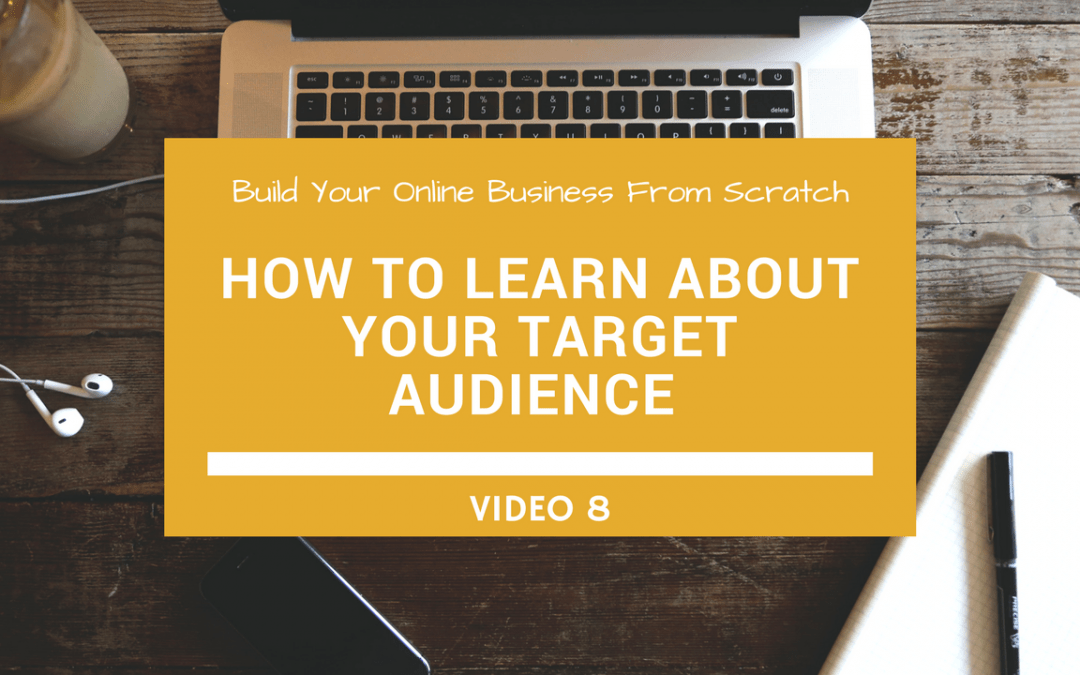 How To Learn About Your Target Audience: Market Research